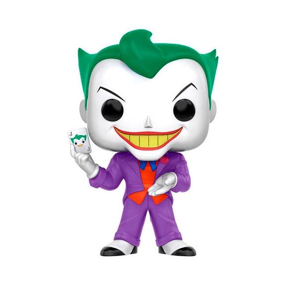 Figura POP DC Batman Animated The Joker