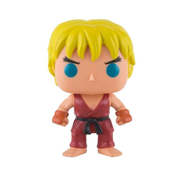 Figura POP Street Fighter Ken