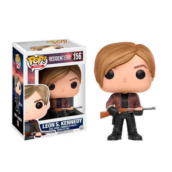 Figura POP Resident Evil Leon S Kennedy