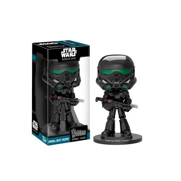 Figura Wobbler Star Wars Rogue One Imperial Death Trooper