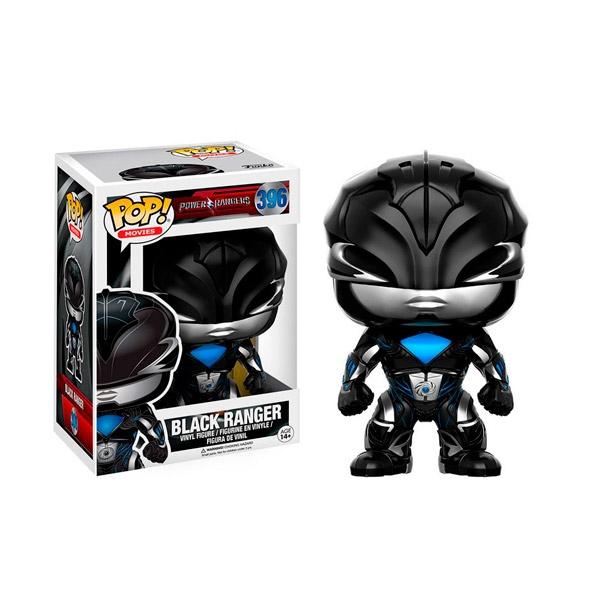 Figura POP Power Rangers Movie Black Ranger