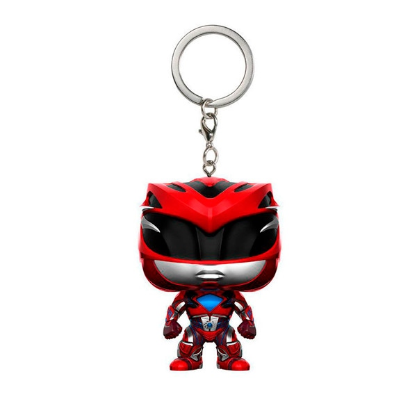 Llavero Pocket POP! Power Rangers Red Ranger