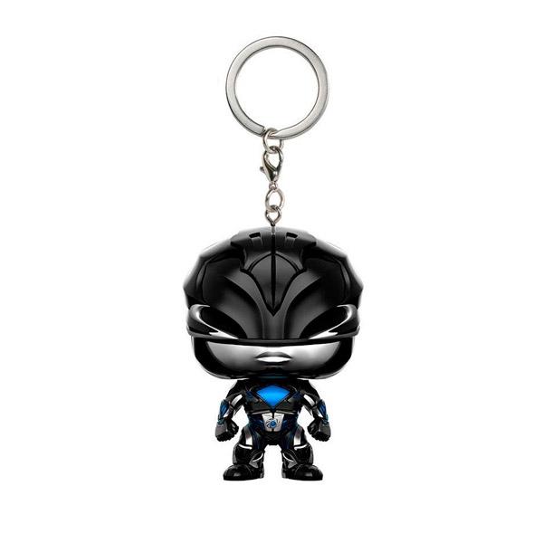 Llavero Pocket POP Power Rangers Black Ranger