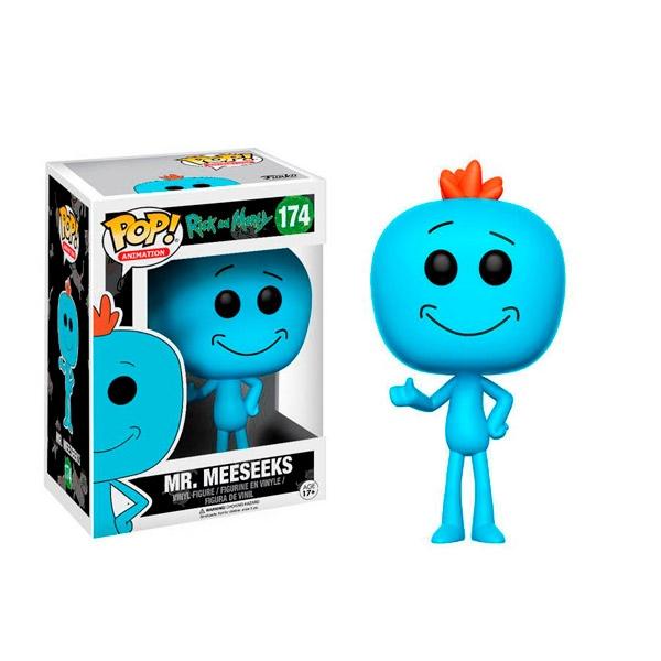 Figura POP Rick and Morty Mr Meeseeks