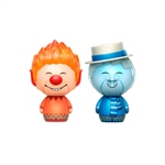 Figuras Dorbz The Year without a SC Heat Miser amp Snow Miser