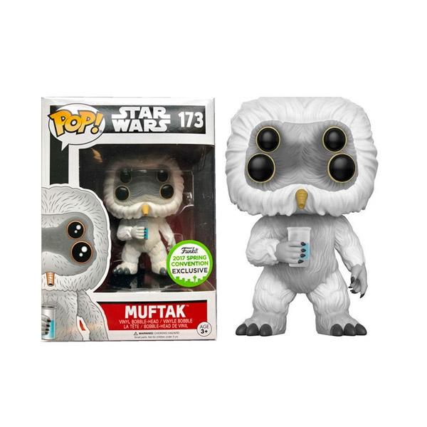 Figura POP Star Wars Muftak Exclusive