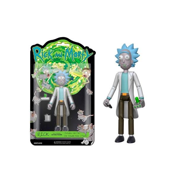 Figura Rick and Morty Rick