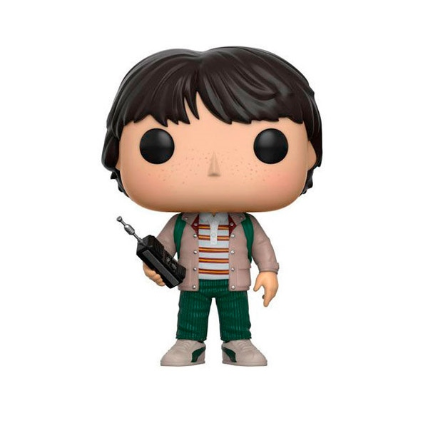 Figura POP Stranger Things Mike with Walkie Talkie