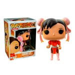 Figura POP Street Fighter Chun-Li red Exclusive