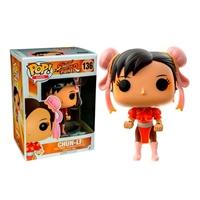 Figura POP Street Fighter Chun-Li red Exclusive