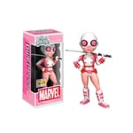 Figura Rock Candy Marvel Gwenpool SDCC 2017 Exclusive