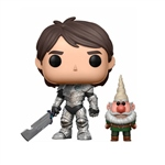 Figura POP Trollhunters Jim armored with gnome