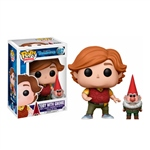 Figura POP! Trollhunters Toby with gnome
