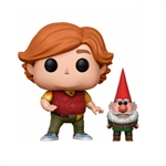 Figura POP Vinyl Trollhunters Toby with gnome