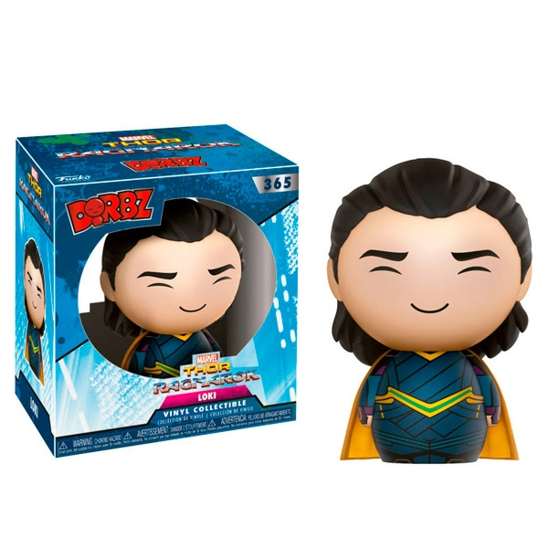 Figura Dorbz Thor Ragnarok Loki
