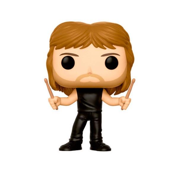 Figura POP Metallica Lars Ulrich