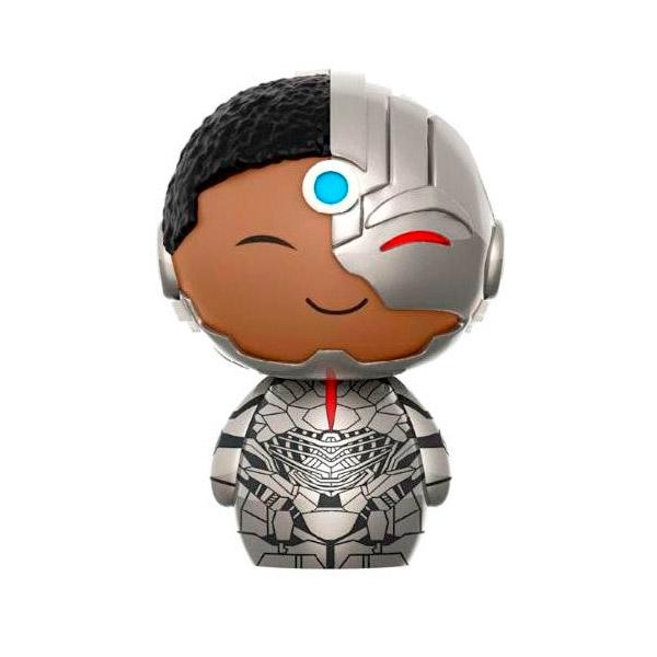 Figura Vinyl Dorbz Justice League Cyborg