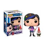 Figura POP Trollhunters Claire with gnome