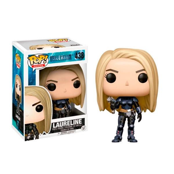Figura POP Valerian Laureline