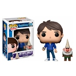 Figura POP! Trollhunters Jim with amulet and gnome Ex.
