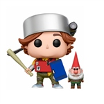 Figura POP! Vinyl Trollhunters Toby armored with gnome Exc.