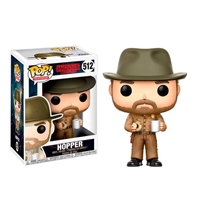 Figura POP Stranger Things Hopper