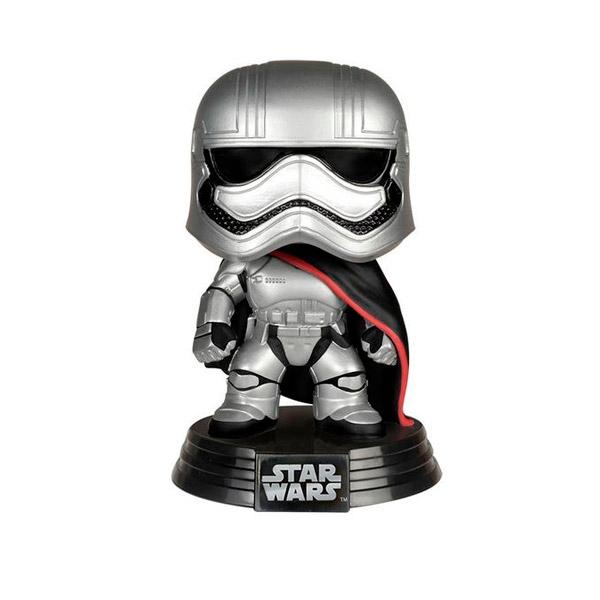 Figura POP Star Wars The Last Jedi Captain Phasma