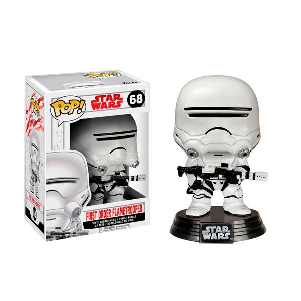 Figura POP Star Wars The Last Jedi First Order Flametrooper
