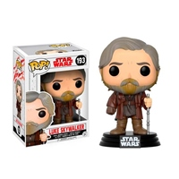 Figura POP Star Wars The Last Jedi Luke Skywalker