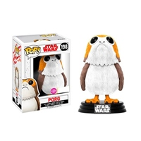 Figura POP Star Wars The Last Jedi Porg Flocked Exclusive