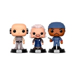 Figuras POP Star Wars Lobot Ugnaught and Bespin Guard Excl