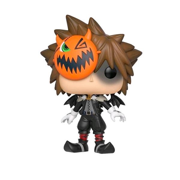 Figura POP Kingdom Hearts Halloween Town Sora Exclusive