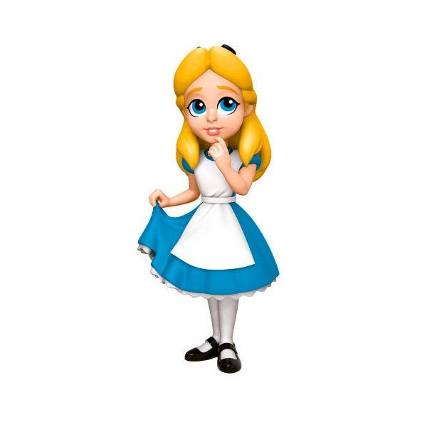Figura Rock Candy Disney Alice in Wonderland Alice