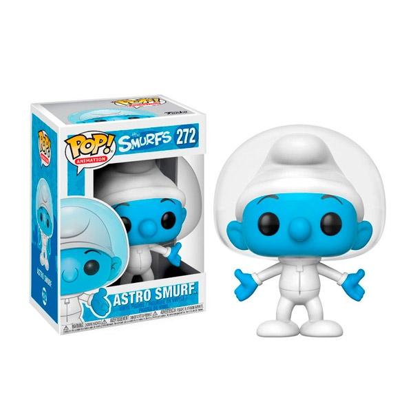 Figura POP The Smurfs Astro Smurf
