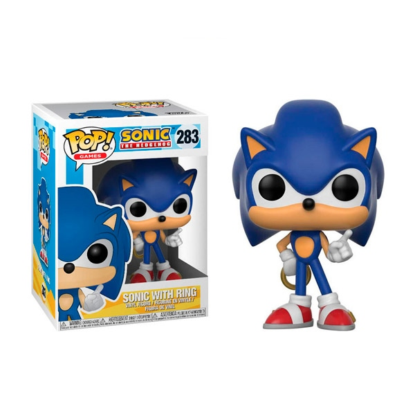 Figura POP Sonic with Ring