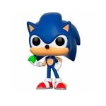 Figura POP Sonic with Emerald