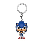 Llavero Pocket POP Sonic with Ring