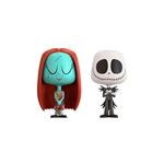 Figuras Vynl Disney Nightmare Before Christmas Sally y Jack