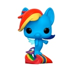 Figura POP My Little Pony Movie Rainbow Dash Sea Pony