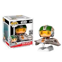 Figura POP Star Wars Snow Speeder with Wedge Antilles Excl.