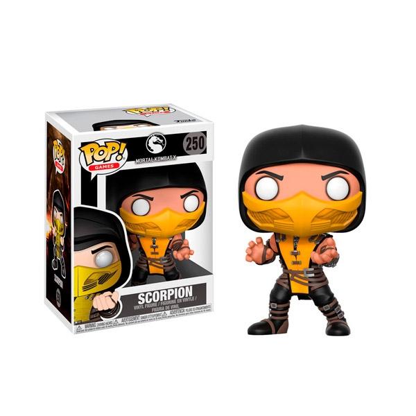 Figura POP Mortal Kombat Scorpion