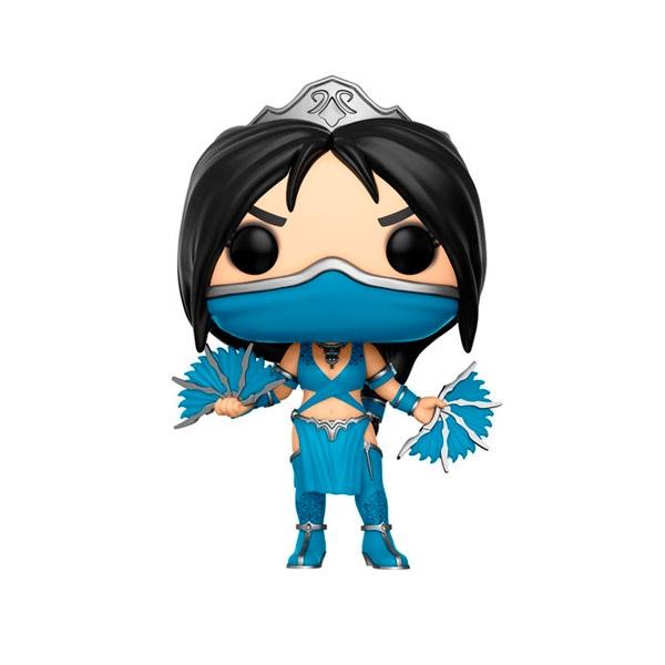 Figura POP Mortal Kombat Kitana