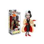 Figura Rock Candy Disney Cruella De Vil
