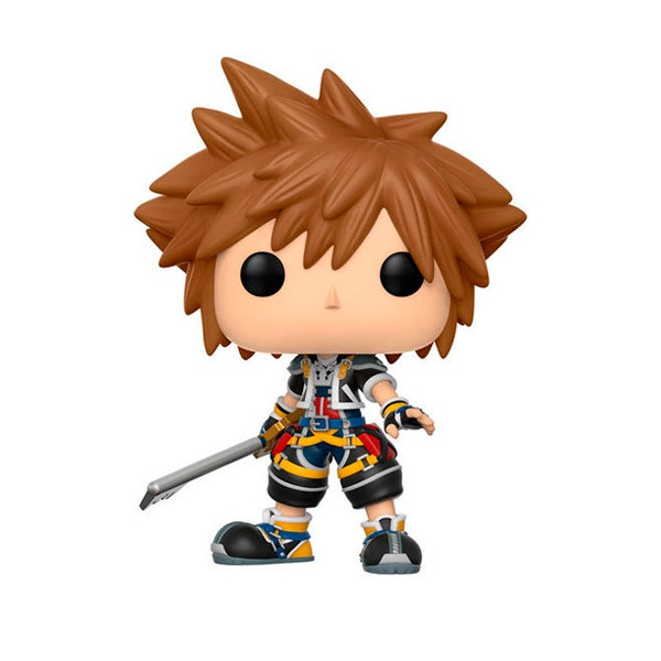 Figura POP Disney Kingdom Hearts Sora Keyblade