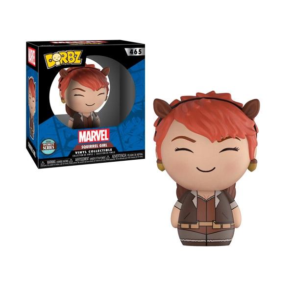 Figura Dorbz Marvel Squirrel Girl