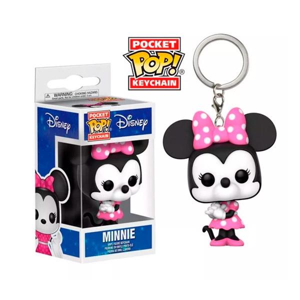 Llavero Pocket POP Disney Minnie Mouse