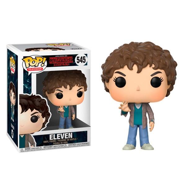 Figura POP! Stranger Things Eleven