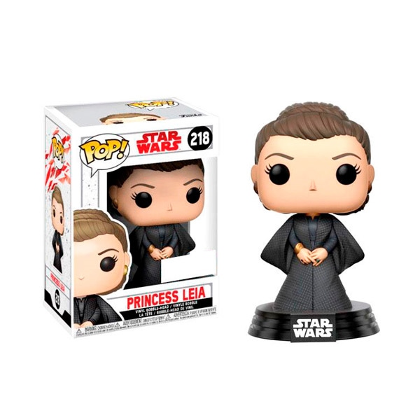 Figura POP Star Wars The Last Jedi Princess Leia Exclusive