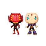 Figuras POP Capcom vs Marvel Ultron vs Sigma Exclusive