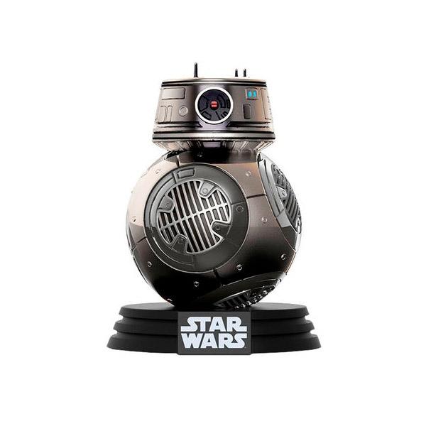 Figura POP Star Wars The Last JediBB-9E Chrome Exclusive